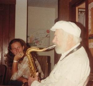 Lee, Me, and Sax